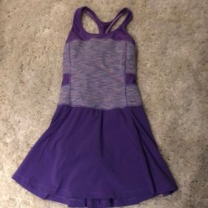 Ivivva size 12 dress with shorts
